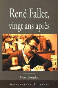 René Fallet, vingt ans après