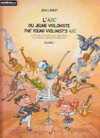 L'ABC du Jeune Violoniste Volume 2 - Bilingue
