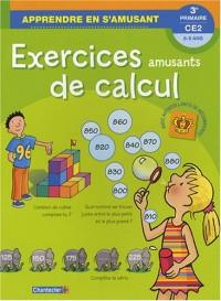 Exercices amusants de calcul CE2