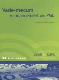 Vade-Mecum du financement des PME