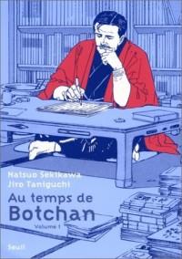 Au temps de Botchan, tome 1