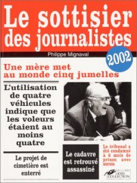 Le sottisier des journalistes 2002