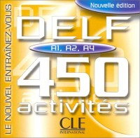 DELF A1-A2-A3-A4 (1 CD audio)