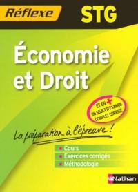 Economie et Droit STG