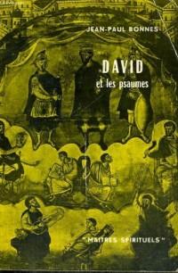 David et les psaumes                                                                          022796