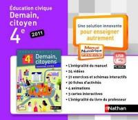 Cle Usb Education Civique 4e Mne Tna