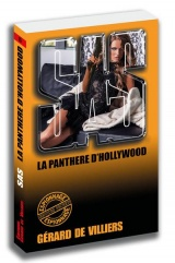 SAS 15 La panthère d'Hollywood [Poche]
