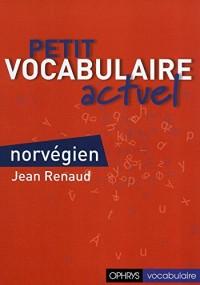 Petit Vocabulaire Actuel Norvegien