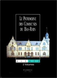 Le patrimoine des communes d'Alsace et du Bas-Rhin