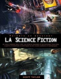 Peindre et Dessiner la Science Fiction