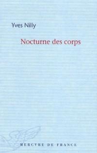 Nocturne des corps