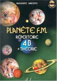 Planète F.M. Volume 4B - répertoire - Théorie incluse