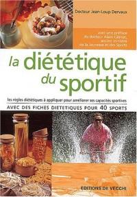 La diététique du sport