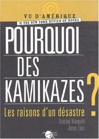 Pourquoi des kamikazes ? : Les raisons d'un désastre