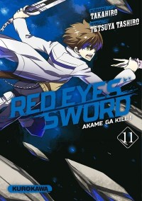 Red Eyes Sword-Akame Ga Kill ! - Tome 11
