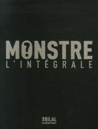 Le Monstre : L'intégrale (1CD audio)