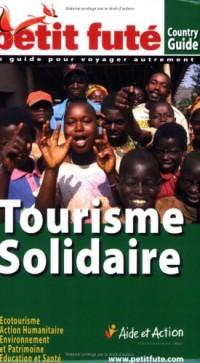 Le Petit Futé Tourisme solidaire
