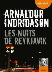 Les Nuits de Reykjavik: Livre audio 1CD MP3  width=