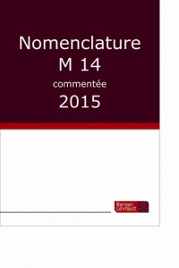 Nomenclature M14 Commentee 2015