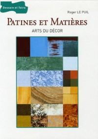 Patines et Matières