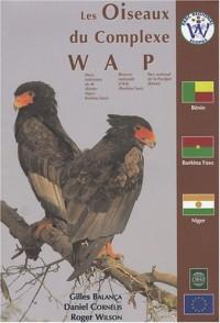 Oiseaux du complexe WAP