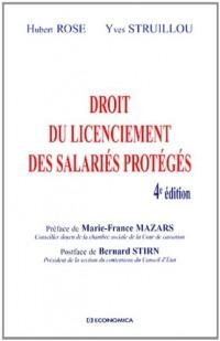 Droit du licenciement des salariés protégés