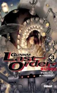 Gunnm Last Order Vol.3