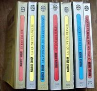 maurice druon - les rois maudits en 7 tomes (complet) T1: le roi de fer ,T2: la reine étranglée ,T3: les poisons de la couronne ,T4: la loi des males ,T5: la louve de france ,T6: le lis et le lion ,T7