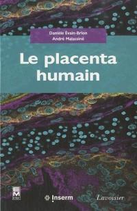 Le placenta humain