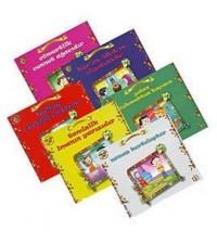 Cocuklar Hadis Ogreniyor - 6 Kitap Takim