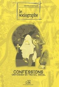 Sociographe 32 confessions croyances en travail social