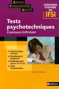 Concours d'entrée en IFSI Tests psychotechniques : Concours Infirmier