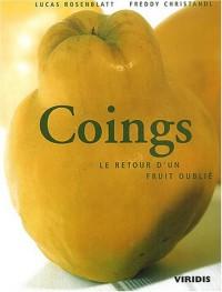 Coings : Le retour d'un fruit oublié