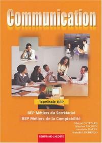 Communication Tle BEP secrétariat/comptabilité