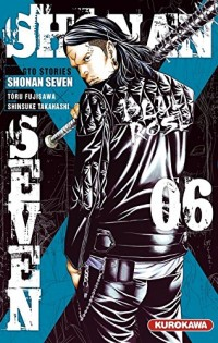 Shonan Seven - GTO Stories - tome 06 (6)