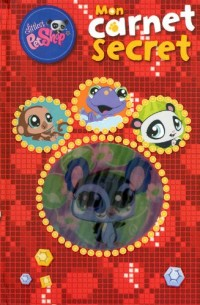 Mon carnet secret Littlest PetShop