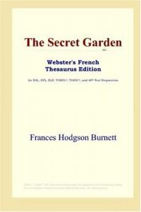 The Secret Garden: Webster's French Thesaurus