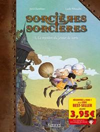 Sorcières Sorcières BD T01 - offre découverte