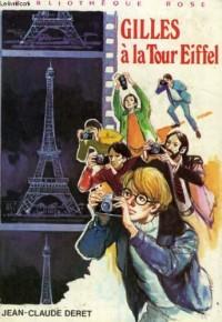 Gilles à la tour Eiffel (Bibliothèque rose)