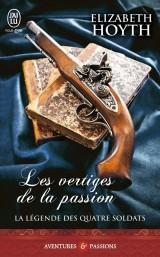 La Légende des Quatre Soldats - 1 - les Vertiges de la Passion (Nc)