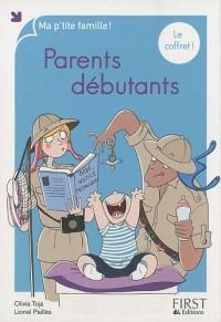 Parents débutants : Coffret en 2 volumes : Maman débutante ; Papa débutant