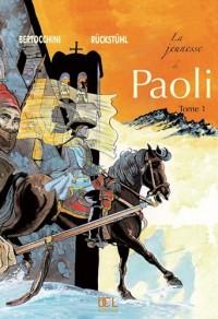 Jeunesse de Paoli (la) Tome 1