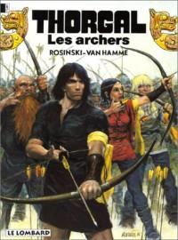 Les Indispensables BD : Thorgal, tome 9 : Les archers (4,55 euro au lieu de 8,98 euro)