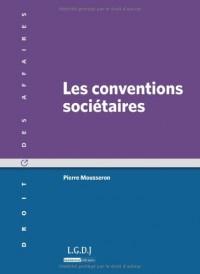 Les conventions sociétaires