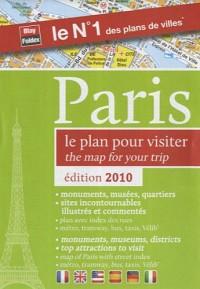 Paris, le plan pour visiter
