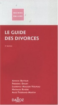Le guide des divorces