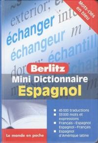 Espagnol Mini Dictionnaire en