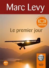 Le premier jour (cc) - Audio livre 1 CD MP3-636 Mo