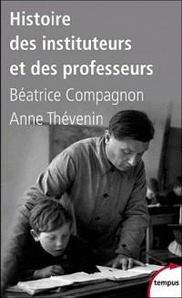 Histoire des instituteurs et des professeurs : De 1880 à nos jours