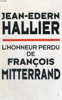 L'honneur perdu de françois miterrand